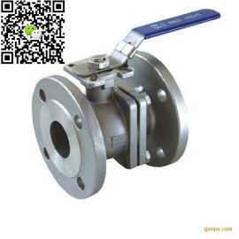 德标法兰球阀 Q41F-1.6Mpa 设计标准DIN常规阀