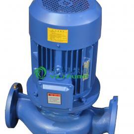 离心泵厂家:IRG热水管道循环泵|高温热水泵