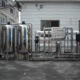 厂家生产15T单双级RO反渗透设备 RO水处理设备