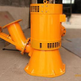 斜击式水力发电机