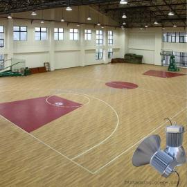 篮球馆专用led灯,室内篮球场照明灯