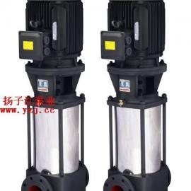 �x心泵:GDLF型立式不�P�多��x心泵
