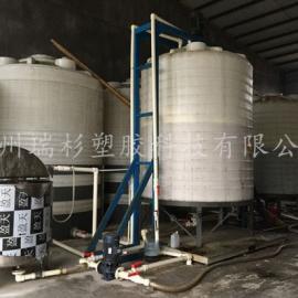常州外加剂复配罐-混泥土外加剂复配设备