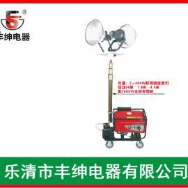 YSD6306全方位升降工作车灯 移动泛光灯