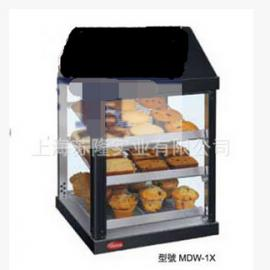 美国HATCO保温展示柜MDW-1X 赫高三层保温展示柜