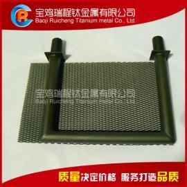 电解法次氯酸钠发生器用钛阳极 �铱钛电极