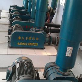 供应章丘XFDR-65全系列污水处理专用高压低噪音罗茨风机