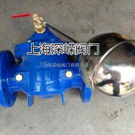 100X-16P不锈钢遥控浮球阀不锈钢304遥控浮球阀