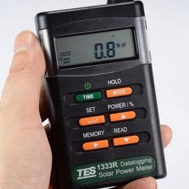 台湾泰仕手持式测量稳定TES-1333R太阳能功率表