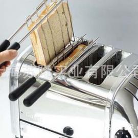 英国得力牌 4SLICE 多士炉全自动烤面包机