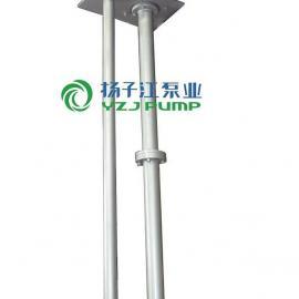 排污泵:YW型防爆液下式无堵塞排污泵不锈钢无堵塞液下排污泵