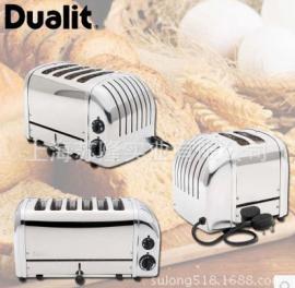 英国DUALIT 6 SLICE 进口六格多士炉 双面加热 商用烤面包炉