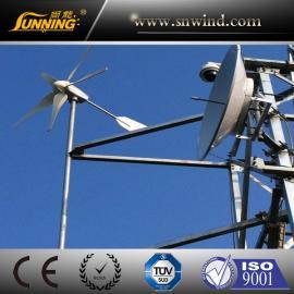 广州尚能供应森林防火太阳能视频智能监控供电系统