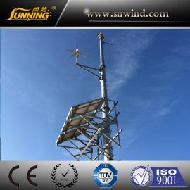 广州尚能供应江西森林防火太阳能视频智能监控供电系统