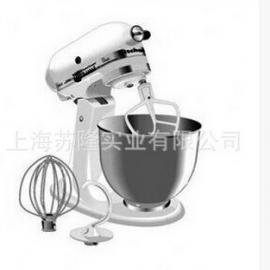 厨宝KitchenAid多功能厨师机5K5SSWH搅拌机