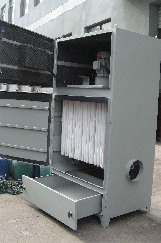 卫辉小型布袋收尘器小型除尘设备小型除尘器生产厂家