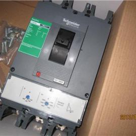 施耐德断路器CVS400A低压空气开关原装进口