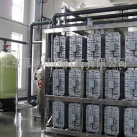 EDI电除盐水处理纯水设备