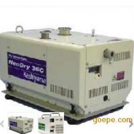 KASHIYAMA Neodry36C/E 风冷式无油干泵