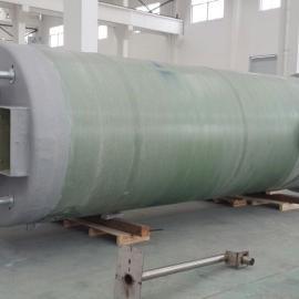 地埋式一体化预制泵站生产厂家