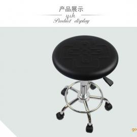 南京皮革防静电无尘椅如何清洗,四角凳防静电凳车间