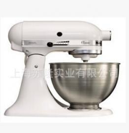 美国厨宝KitchenAid 5K45SSWH多功能搅拌机