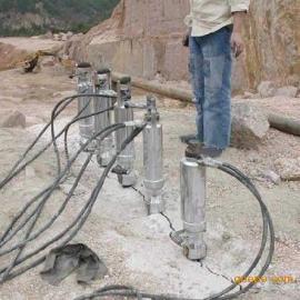 液压劈裂机桥面钢筋混凝土无声破裂机