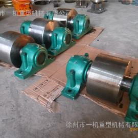 Φ1.6x6米小型烘干机托轮批量生产定制烘干机配套托轮
