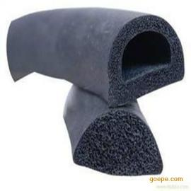 EPDM橡胶挤出胶条 耐老化 耐紫外线