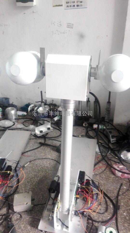 升降倒伏装置 升降平台照明灯 车顶探照灯