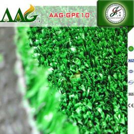 广州奥健人造草坪公司 供应高档网丝草坪运动场专用人造草