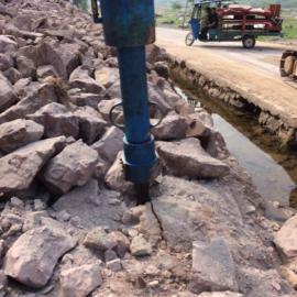 钾长石开采替代炸药静音采矿机械设备取代爆破