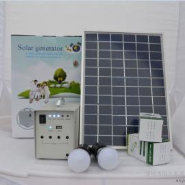 5W家用太阳能发电系统--全网最低价