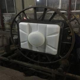 九江滚塑一次成型IBC集装桶厂家水性涂料包装桶批发采购