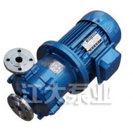 江大泵业销售CQ(CQ-F)不锈钢(氟塑料)无泄漏磁力泵