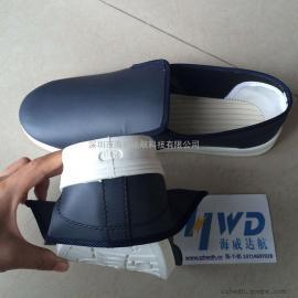 超大码舒适皮革防静电中巾鞋实面鞋厂家定做