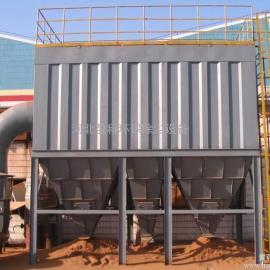 林州布袋除尘器生产厂家制作电厂专用除尘器骨架