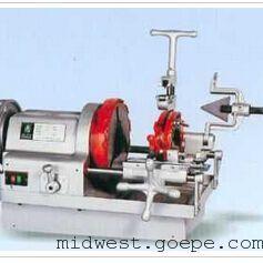 电动切管套丝机 型号:TZDL6-QT3-BI
