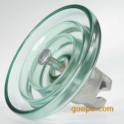 讯杰电力器材有限公司LXWP4-240玻璃防污绝缘子