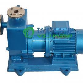 自吸泵�S家:ZCQ型不�P�自吸磁力泵