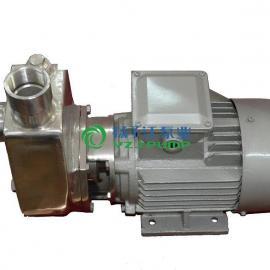 自吸泵:SFBX不�P�耐腐�g自吸泵