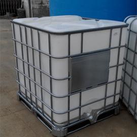 天水1吨防静电包装桶1000L带铁架食品运输桶千升桶