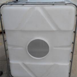 武威供应国际标准1吨IBC吨桶1000L全新环保运输桶