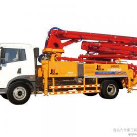 青岛九合重工机械有限公司 28米混凝土泵车
