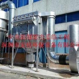 HJ-ZY-05FB干式防爆除尘器