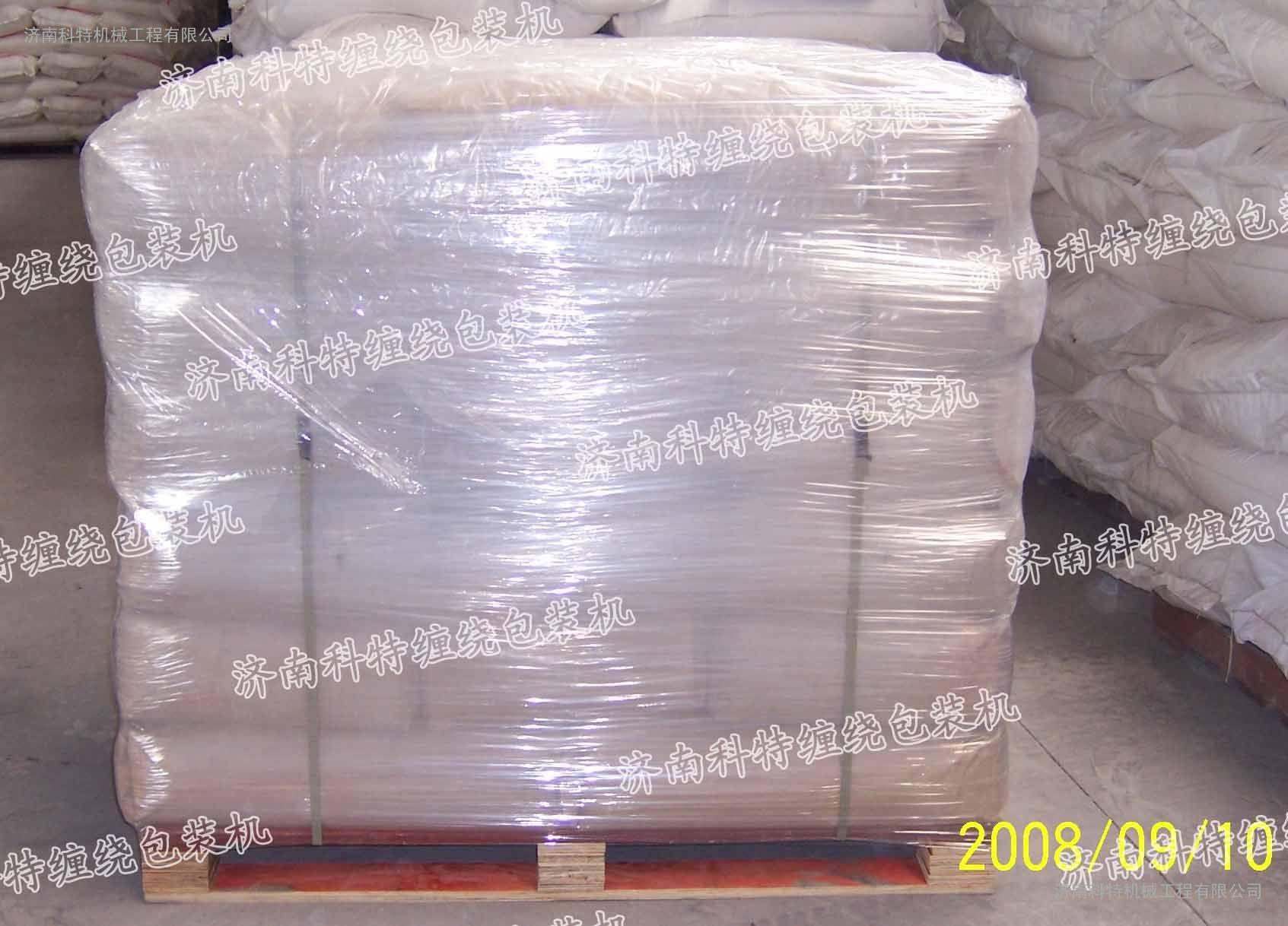 化工袋专用缠绕裹包机TP1800型