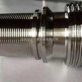 不锈钢皮管接头 也叫宝塔接头、软管接头、