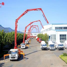 25米混凝土泵车 青岛九合重工机械有限公司