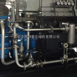 高压备件空压机低温 低温停机 低温报警 大排量高压备件机毛病