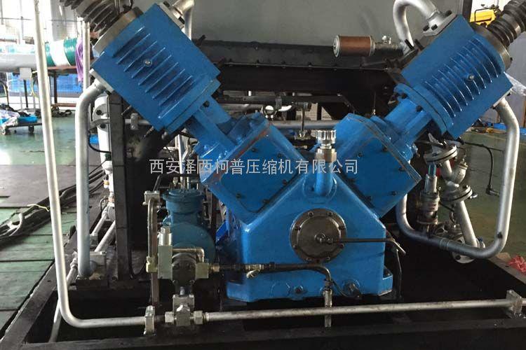 高压活塞空压机高温 高温停机 高温报警 大排量高压活塞机故障